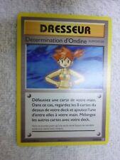 Carte pokémon dresseur determination d'ondine 80/108 peu commune xy12 evolutions