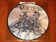 "TRAIL OF DEAD AND THE REST WILL FOLLOW *RARE* 10"" PICTURE DISC VINYL UK 2005 New"