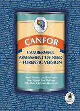 CANFOR: Camberwell Assessment of Need - Forensic Version-ExLibrary