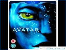James Cameron's Avatar steel tin Edition blu-ray - FAST POST
