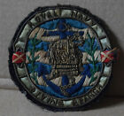WW1 or 1920's Royal Navy Diving Branch embroidered bullion blazer badge