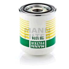 Mann TB1374x Pneumatic Brake System Air Dryer Filter Cartridge Spin On Service