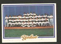 1978 Topps All NM/NM-MT+~~You Pick~HOF/AS/Checklists