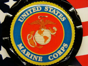 Officially Licensed By US Marines Money Clip Stainless Steel USMC NIP