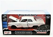 Maisto Pro Rodz 1:24 1964 Ford Fairlane Thunderbolt - White