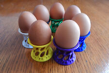 3D Printed Egg Holder Cup - Kitchen Decor - Great Valentines Gift