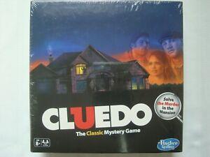 Travel Mini Version Cluedo Classic Mystery Detective Board Game Hasbro 2014 New