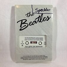 Pocket Songs You Sing the Hits of The Beatles Cassette