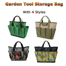 Multi-pocket Garden Portable Tool Bag Oxford Cloth Garden Tool Storage Bag