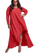 Abito Cono Svasato Taglie forti Grandi Curvy Formosa Plus Size Lace Dress XXL