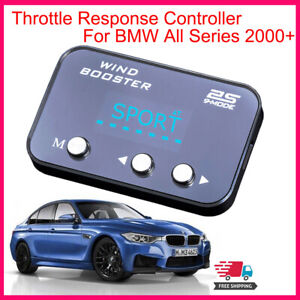Pedal Throttle Response Controller Commander 2001+ for BMW All series PC10