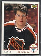 1991-92 Upper Deck McDonald's NHL All-Stars - #4 - Mark Recchi - Penguins