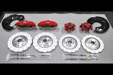 Audi RS7 Front and Rear Brake Kit 390mm,356mm fit on (S4,S5,RS4,RS5,S6,RS6) -NEW