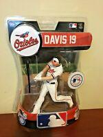 "Chris Davis Baltimore Orioles 2016 MLB Figure Imports Dragon - 6"" Figure NEW!!"
