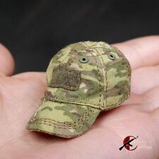 "1/6 Scale Male/Female Cotton Camo Baseball Cap Hat Model For 12"" Action Figure"