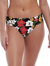 Freya Tiki Bar Fold Bikini Brief Bottoms 6807 Womens Swimwear