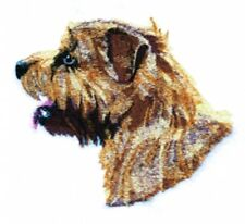 Embroidered Ladies Fleece Jacket - Norfolk Terrier Bt4531 Sizes S - Xxl