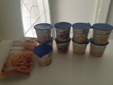 Nutrisystem food,13 pcs, 4 dinners, 9 lunches