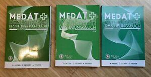 Medizinertest AT Medat Vorbereitung Lernbücher