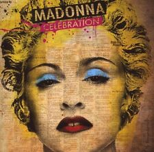 "MADONNA ""CELEBRATION (BEST OF)"" 2 CD 36 TRACKS NEW+"