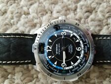 Eterna Kontiki GMT Worldtimer Certified Chronometer Model 1593.41 Watch