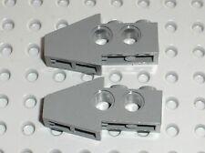 LEGO Technique 6x Trou pierres 1x6-Dans NEUF Hell Gris