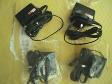 Joblot of 4,  3 Pin -Power Supply's For RASPBERRY PI  ( 5V 1.2A  ) RS Components
