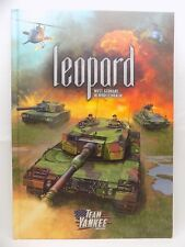 LEOPARD West German Hardback Rulebook for Team Yankee FW906 Battlefront 46371
