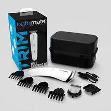 NEW BATHMATE HYDROMAX XTREME HERCULES MALE TRIM TRIMMER GROOMING KIT USB