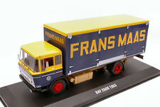 Daf 2600 Frans Maas 1965 1:43 Model TRU020 IXO MODEL