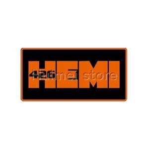 Mopar 426 Hemi Flag