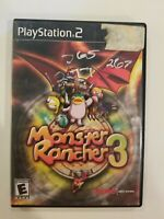 Monster Rancher 3 (Sony PlayStation 2 PS2) Tested NO MANUAL FREE S/H