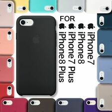 iPhone 7, iPhone 7 Plus, iPhone 8, iPhone 8 Plus Silicone Case Cover - NEW BOXED