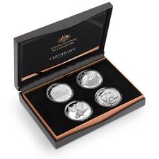 2015 Gallipoli Centenary International 4-Coin Silver Proof Set
