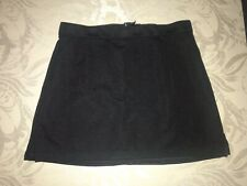 Black Cheerleading Skirt New Alleson C205 Cheer Skirt Adult Medium 10