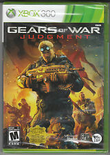 *NEW* Gears of War: Judgment Xbox 360 & Xbox One
