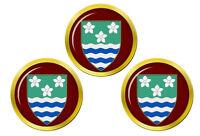 Cumberland (Angleterre) Marqueurs de Balles de Golf