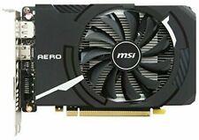 MSI GTX 1050 Ti AERO ITX 4G OCV1 4GB GDDR5 Scheda Grafica - V809-2606R