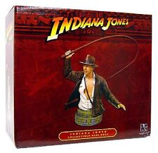 """Gentle Giant__INDIANA JONES Collectible 7.5 """" Bust_Limited Edition # 301 of 5000"""