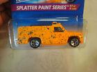 Mattel HOT WHEELS Die cast 15253 Splatter paint series Rescue ranger #408 1995