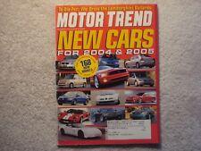 Motor Trend 2003 October Chevrolet Silverado SS Dodge Ram SLT Hemi Camry SE