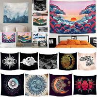 Indian Tapestry Wall Hanging Mandala Hippie Gypsy Bedspread Throw Travel Decor