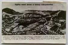 Kalwaria Zebrzydowska Poland General View 1979 Postcard (P306)
