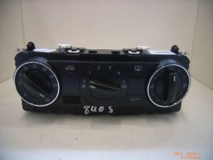445032 Control For Air Conditioning Mercedes Benz a Class (W169) A1698301385