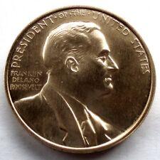 US FRANKLIN DELANO ROOSEVELT MEMORIAL Medal 33.7mm 20g C52