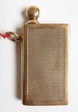 Pirogeno accendini d'oro massiccio 9k gold accendino ASPREY LONDON verso 1920
