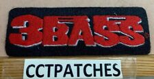 3RD BASS ROCK BAND PATCH