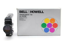 N MINT+++ IN BOX Bell & Howell T30XL Super 8mm Cine Movie Film Camera from JAPAN