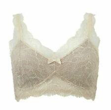 NEW Amoena Ivory Lace Melody Elegant Non Wired Bra B120299