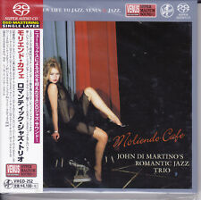 John Di Martino's Romantic Jazz Trio Moliendo Cafe Japan Venus Records Jazz SACD